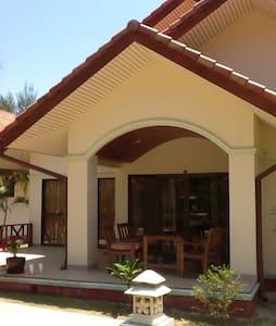 Feriehus på Ko Kho Khao - Ko Kho Khao - Casa