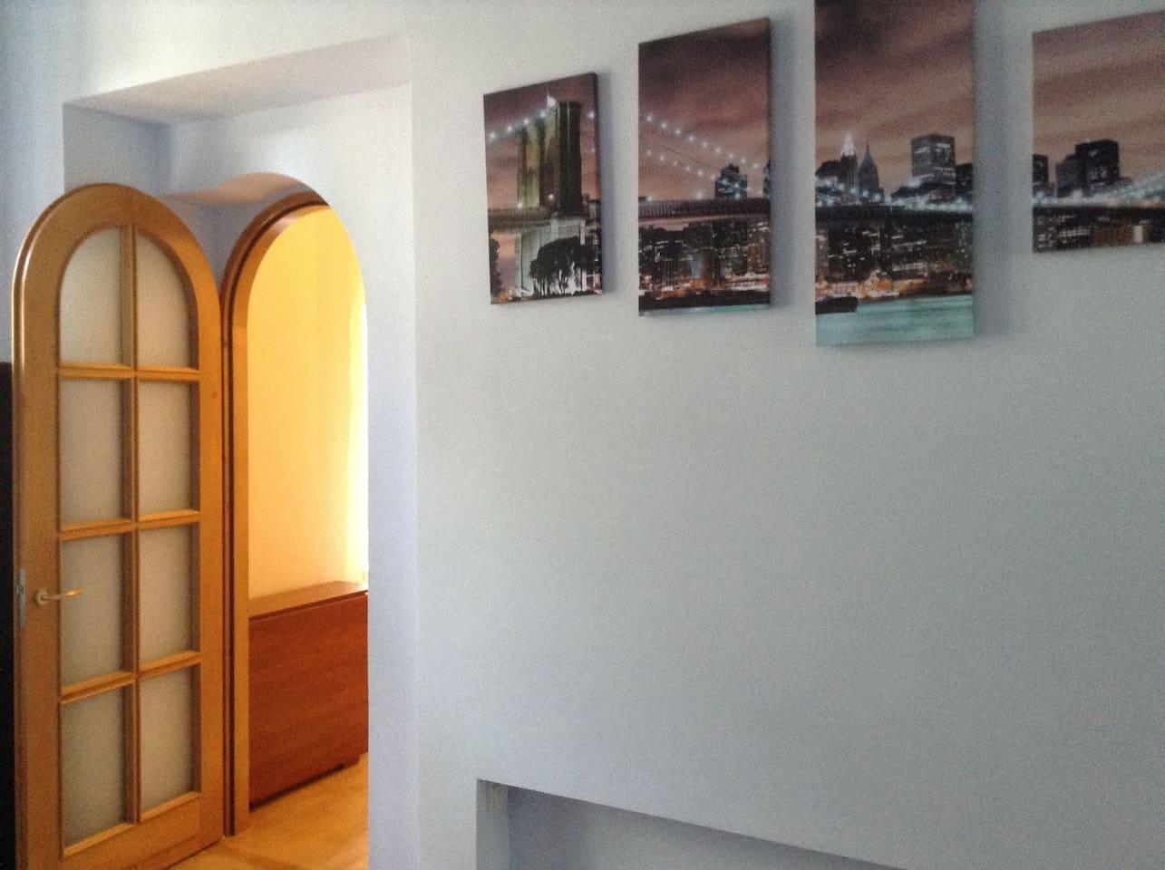 Bedroom modular photo