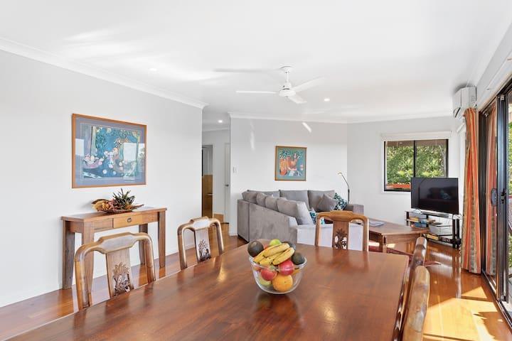 Byron Hinterland Villas, 3 Bedroom Villa.