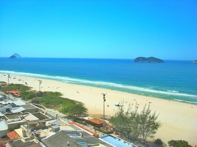 Barra Beach Apart Hotel - Beira Mar até 6 hóspedes