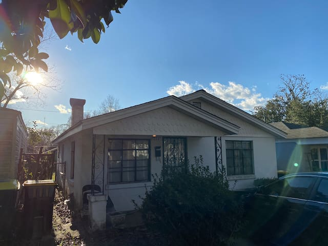 Located in West Savannah, 5 min from Downtown, Sav