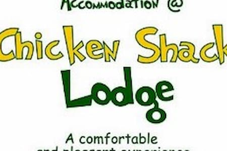 Chicken Shack Lodge - Bluff - Hospedaria