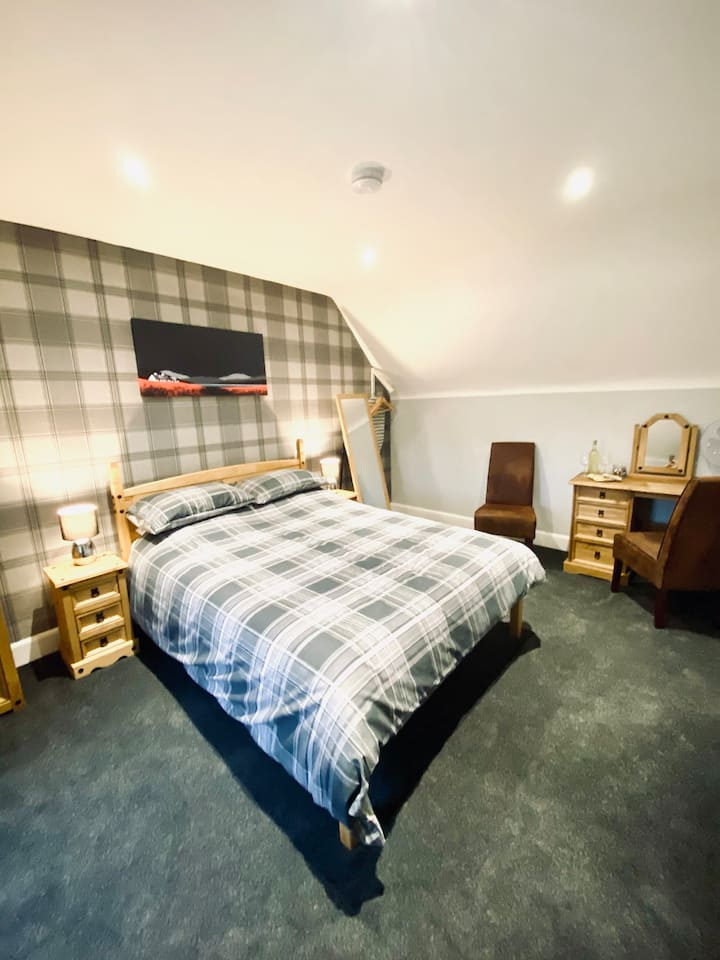 Private King Size Room 2,En Suite, Wick,Highlands.