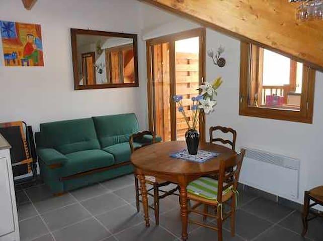 Les  chalets des Charrieres sud - La Rochette - Apartamento