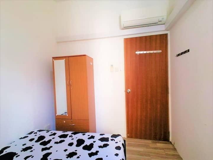 prewar doublebed *Window Room > lavender MRT