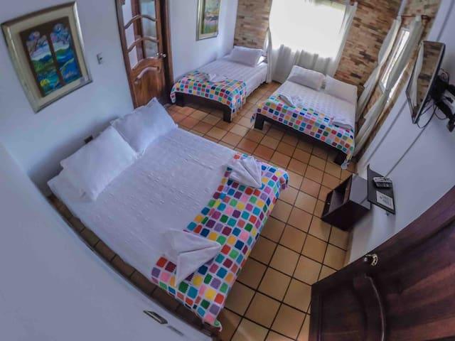 Finca Hotel Camarpa Habitación Salento