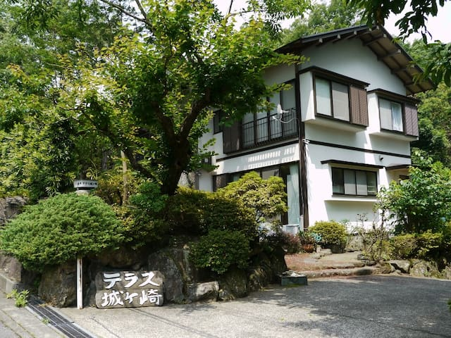 Terrace Jyogasaki Building B (2 LDK)