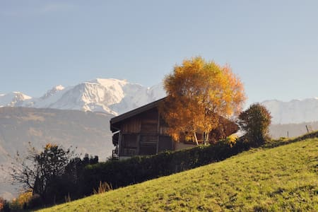 Chalet du MONT-BLANC 4****-180m2 Panoramic Sauna