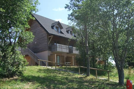 3p6 duplex - Besse-et-Saint-Anastaise - Apartment-Hotel