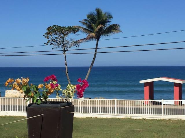 LaCasita Ocean View Room - Aguada - Apartment
