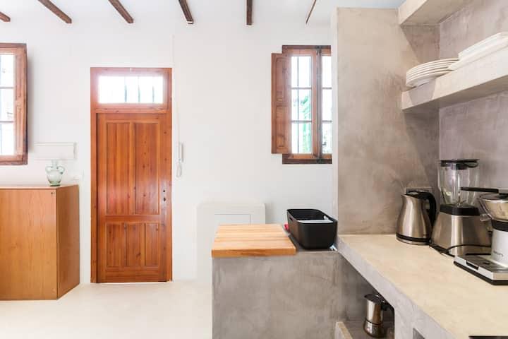 Preciosa casita en el barrio de Ruzafa