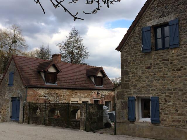 Le clos de Mercey - Saint-Prix-lès-Arnay - บ้าน
