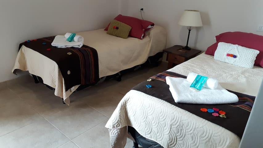 Los Agustinos Purmamarca: Apartment Los Colorados