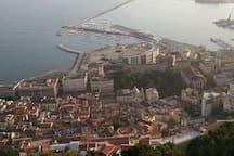 B &B  Fronte al Porto