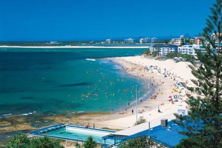 Sunshine Coast , Queensland, Au. - Kings Beach - Apartemen