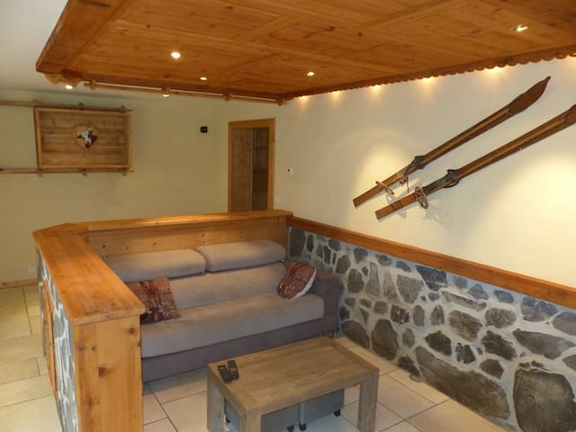 NICE APARTEMENT NEAR THE LAKE - CHATEL - Appartamento