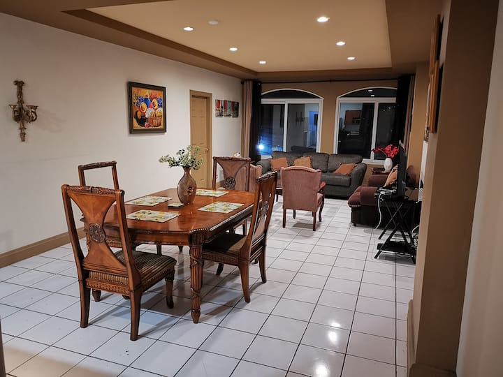 3bd 2br - full apt spacious peaceful - affordable