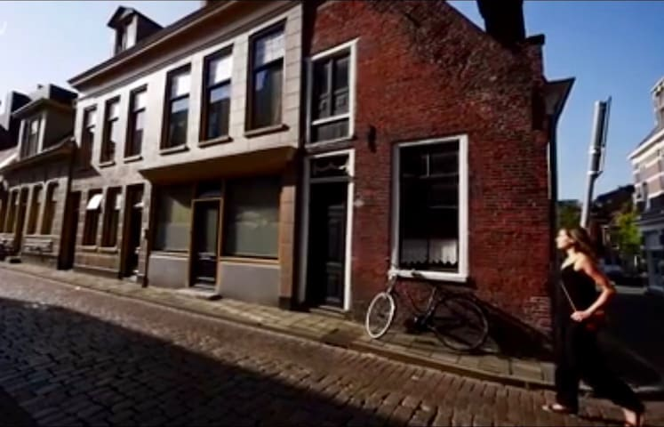 Unieke Overnachting Centrum - Groningen - Townhouse
