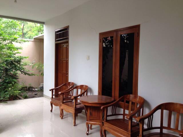 Angga's house - Laweyan