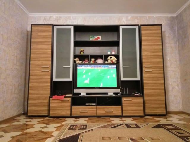 Комната в двухкомнатной квартире :) - Boryspil'