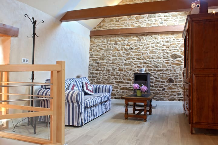 Ty Poull Gite, 1.5km from the beach