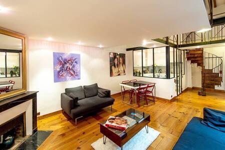 LOFT CHAMPS ELYSEES / ARC DE TRIOMPHE - Paris - Loft