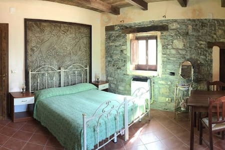 """Quercia"" room at CASA MASTROTA"