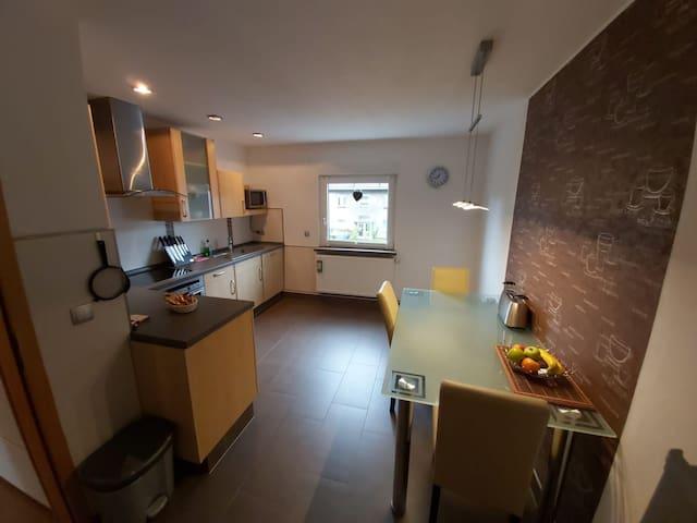 Tolle Wohnung in ruhiger und gemütlicher Lage