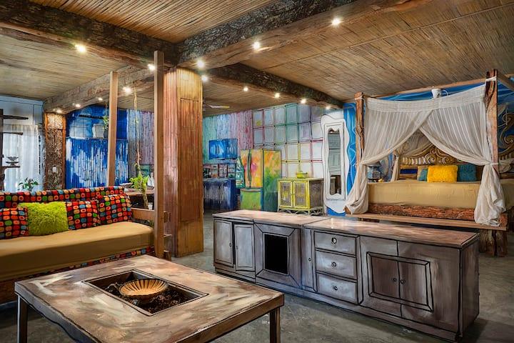 E-shizo loft  a unique experience in Tulum