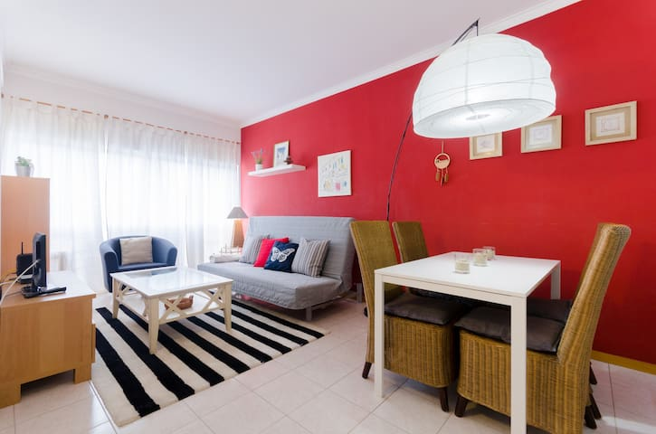 Lovely apartment - Beach and Lisbon