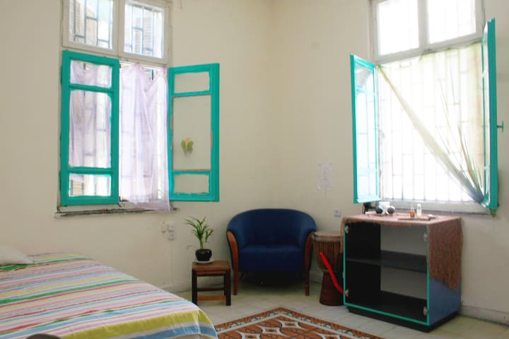 Private room in Florentin - Tel Aviv-Yafo - Leilighet