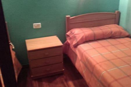 Lekeitio:2 Habitaciones con 2 camas - Lekeitio - Haus
