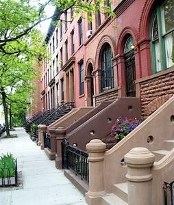 Manhattan Townhome Garden Apartment - 纽约 - 独立屋