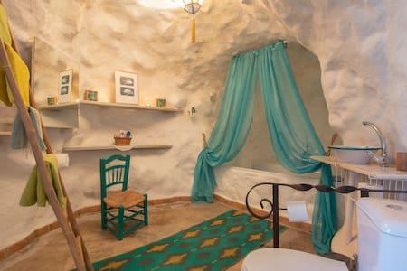 Cave La Chumbera, Granada