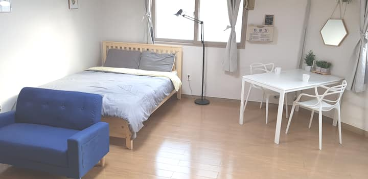 [OPEN SALE] Yongsan Stn. 2min, Large Private Room