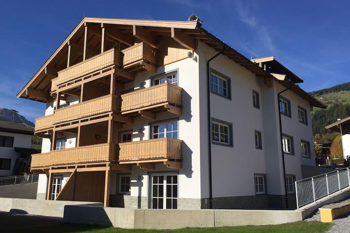 Appartement in der Nähe des Skigebietes in Brixen im Thale