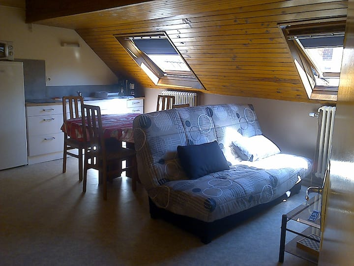 lons comedie, appartement