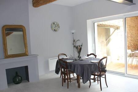 Gîte Chez Dame Paulette - Ferrals-les-Corbières - Rivitalo