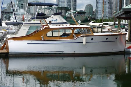 Classic Boat Experience - Vancouver