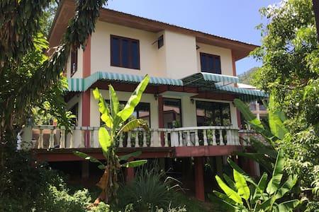 Big Cosy Apartment (100 Sqm) Lamai Beach Koh Samui - Ko Samui - Apartment