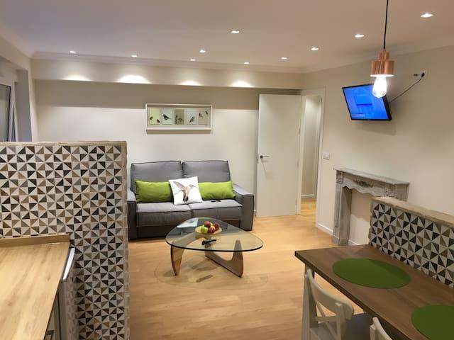 RENT XACOBEO A - Sarria - Lägenhet