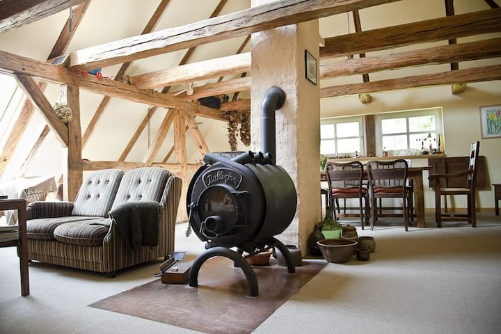 Beautiful holiday home in historical farmhouse