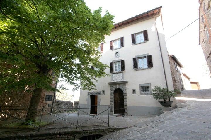 Casa Pietro Berrettini in Cortona