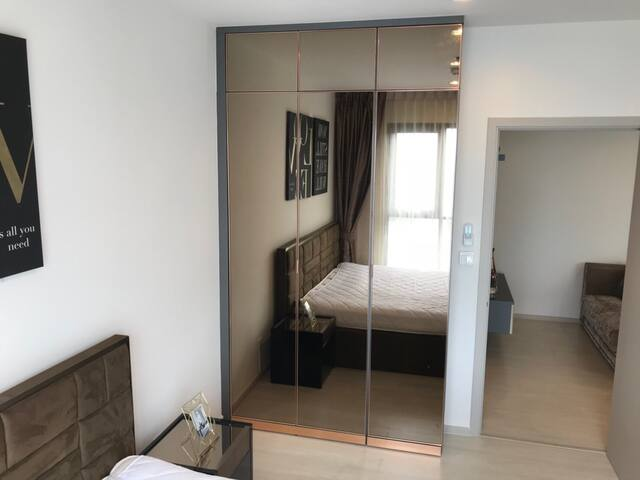 Room Luxury 78 2 Bed Size 40 BTS Phre Khanong TH