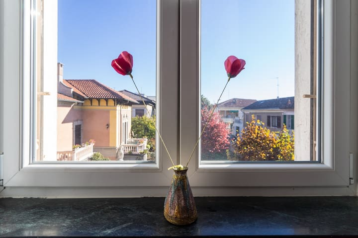 Vigevano loves Milano - Vigevano - Appartement