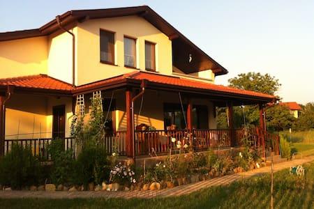 Villa Dryade in Strandja by the Black Sea