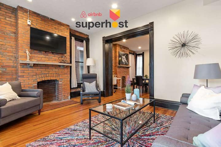 Newly remodeled spacious 2.5  BR - Short North!