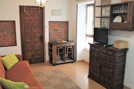 Rural apartment near the Cantabrian seashore - Kantabrien - Wohnung