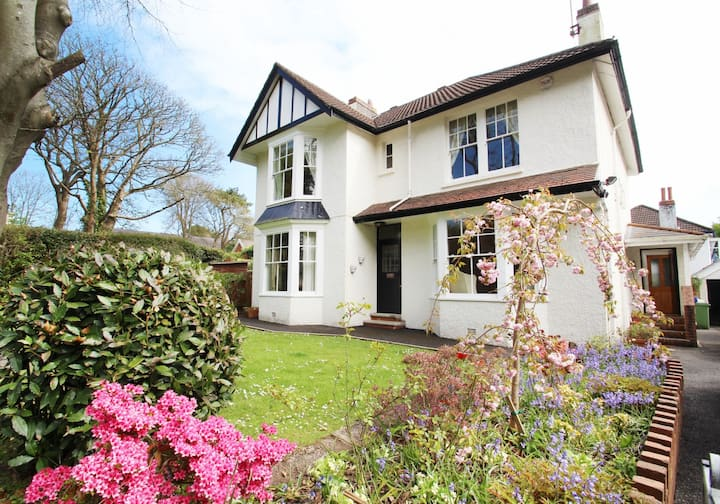 Beautiful family home - Mumbles-The Gower-Beaches