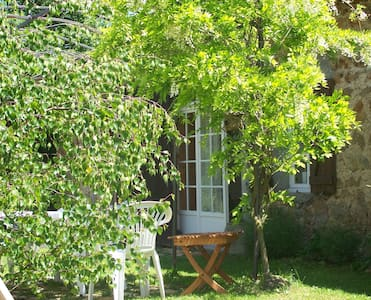"""A Charming French FarmHouse"" - Lavieu - Casa"